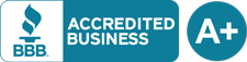 BBB Accredited Business, A Rated